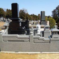 お墓の施工例-02