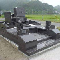 オリジナルデザイン墓所 左前
