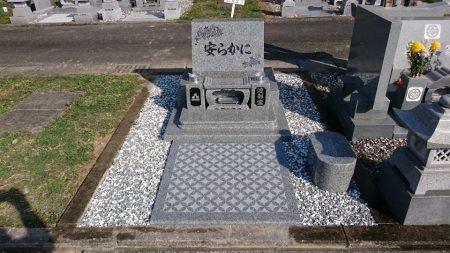 山田霊園 規格洋型